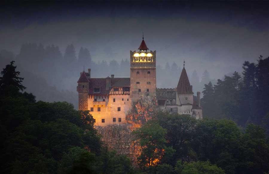 Dracula castle, Romania