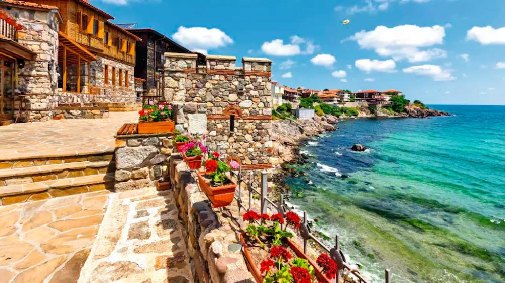 Sozopol city, Bulgaria