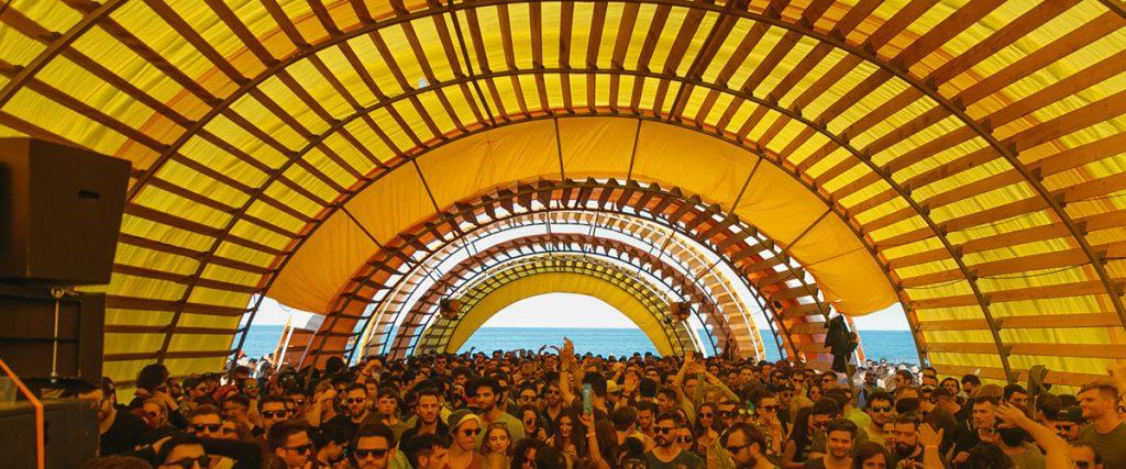 Sunwaves festival, Mamaia