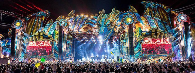 Untold music festival, Romania