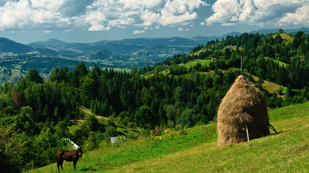 top group travel destinations in Romania