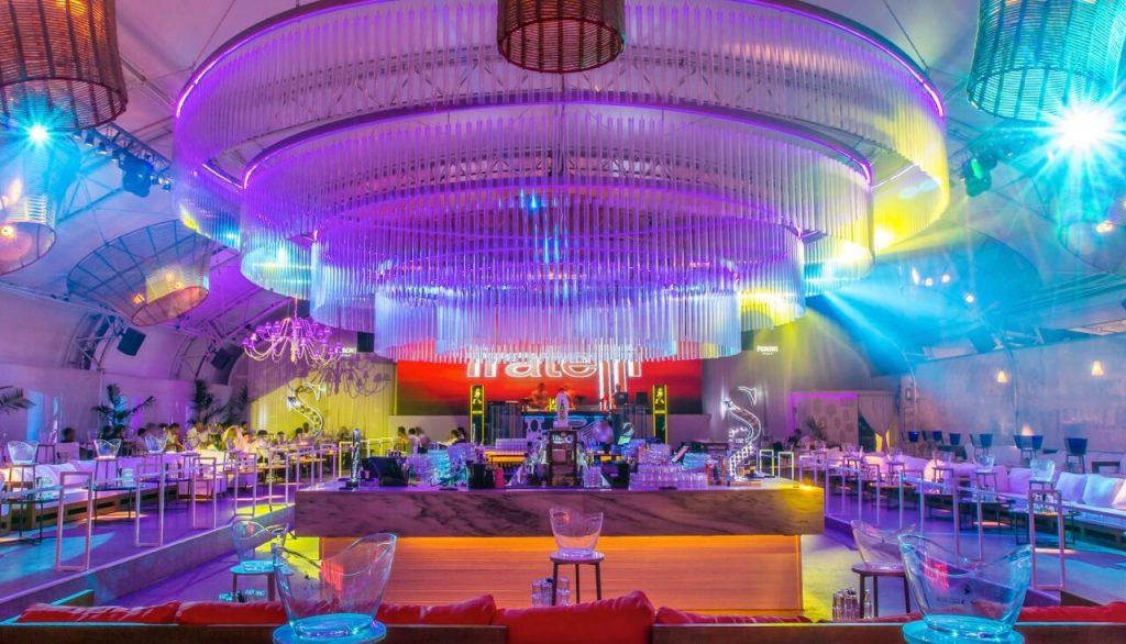 Mamaia clubs, Romania
