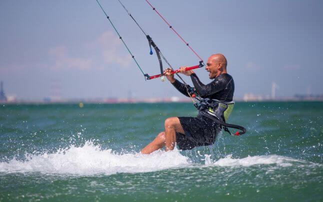 Kitesurfing Mamaia Romania