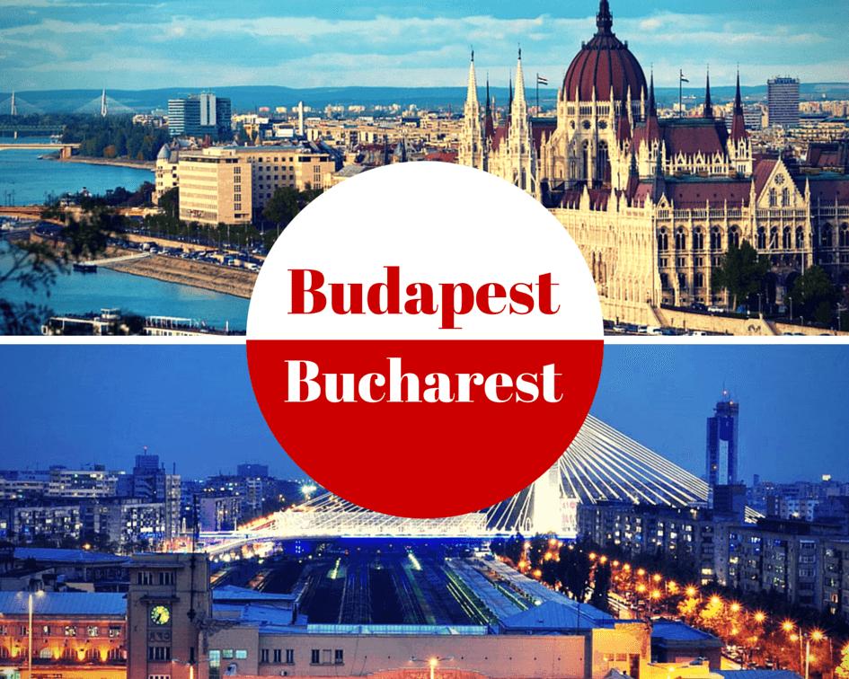 Budapest vs Bucharest