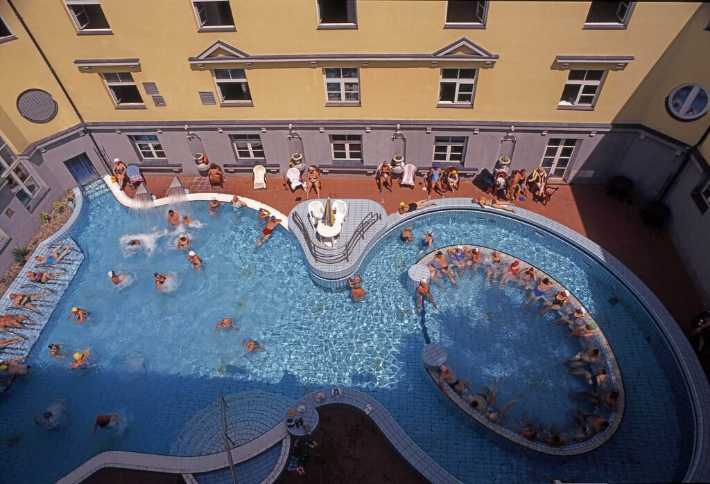 Lukacs-Bath-Budapest