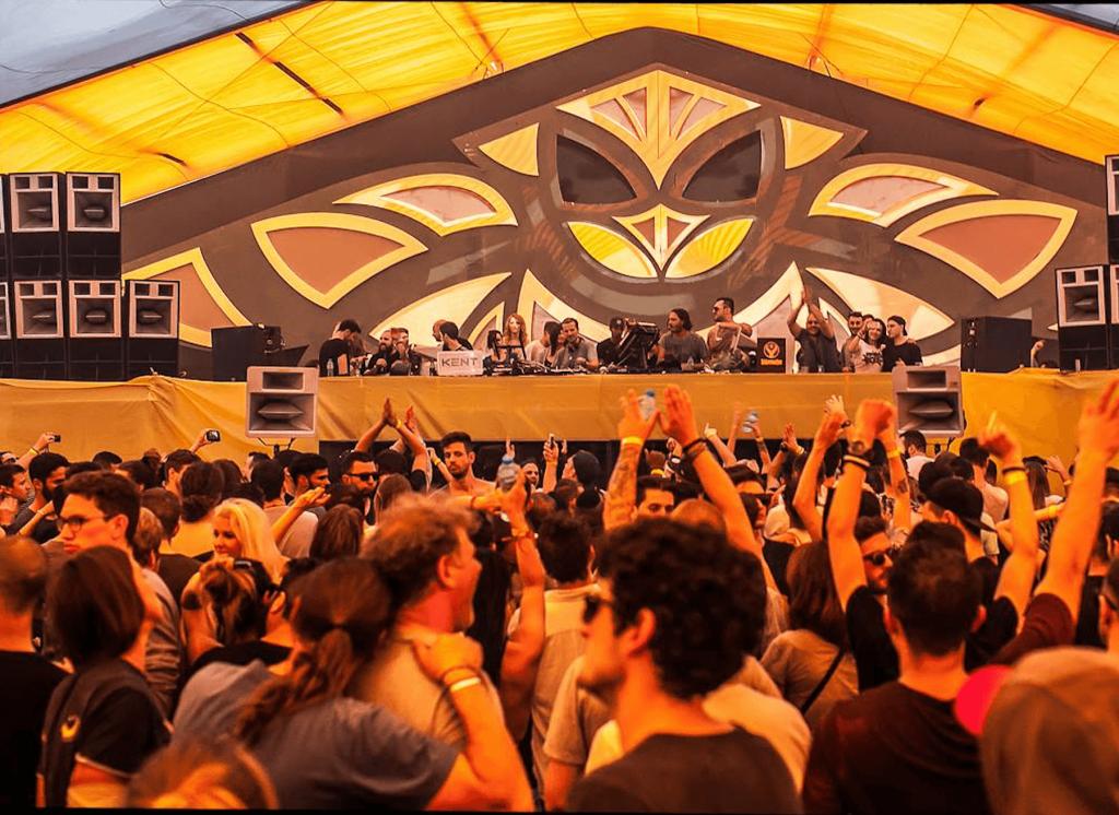 Sunwaves music festival Mamaia