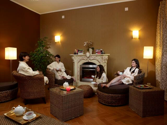 Spa Team Building Bucharest