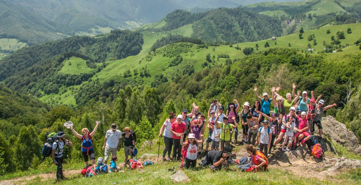 trekking&hiking in Romania