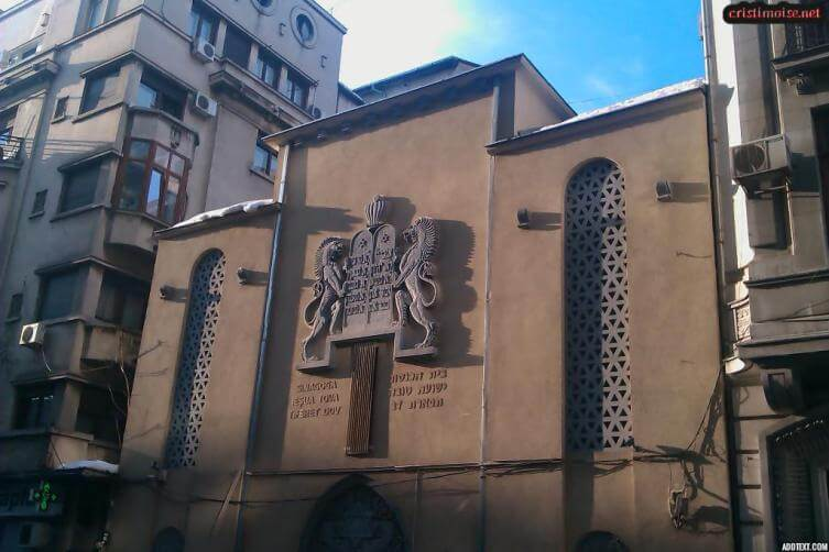 Bucharest synagogues