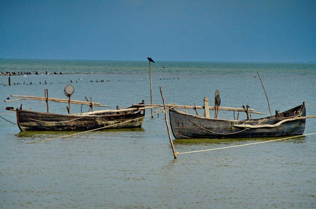 Sulina Danube delta