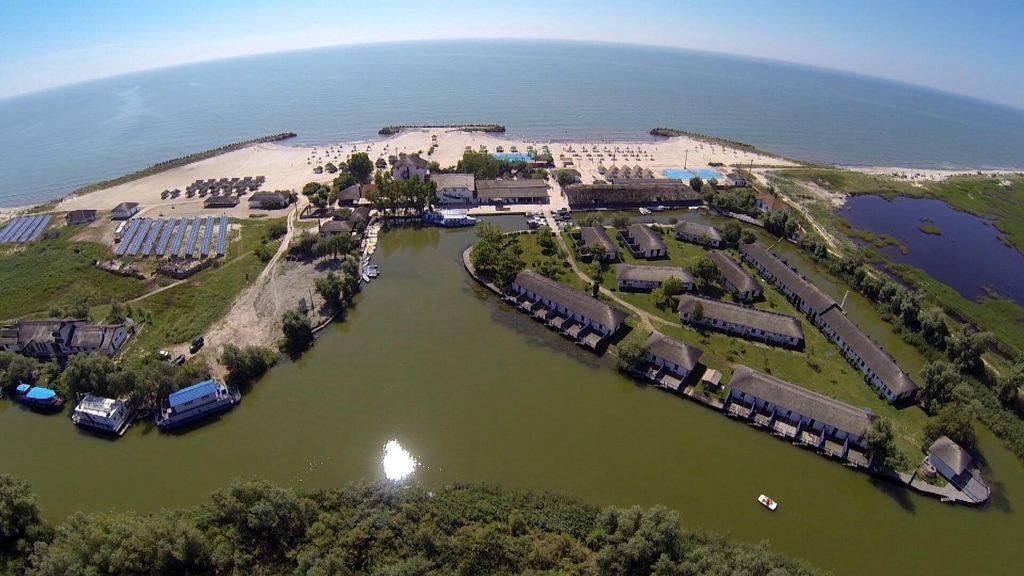 Gura portitei Danube Delta