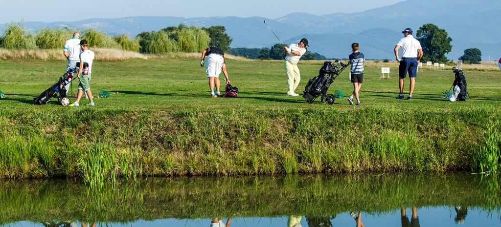 Golf courses Romania Transylvania