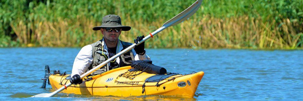 kayak tour danube delta