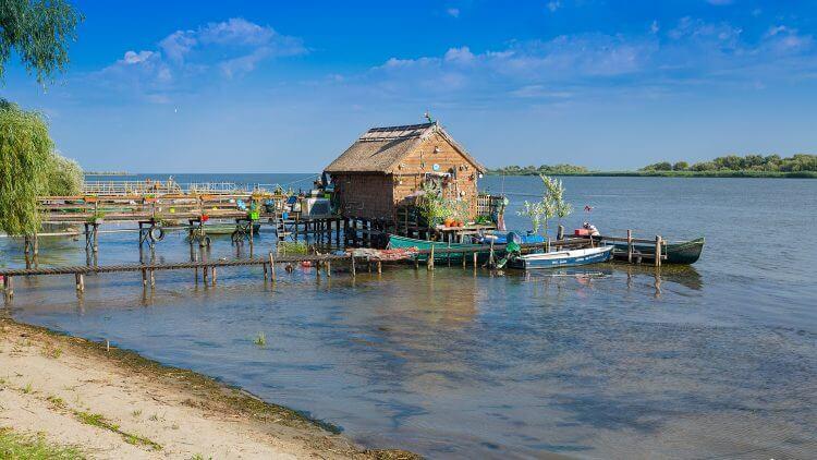 Sfantu gheorghe Danube Delta