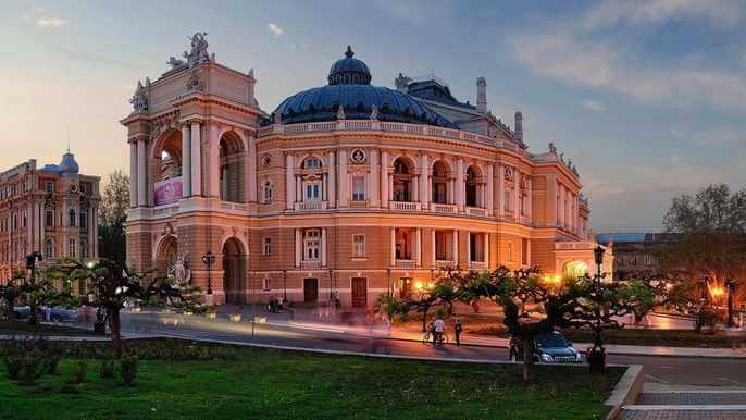 Odessa Danube Cruises