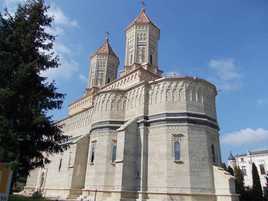 Three Hierarchs Church Iasi