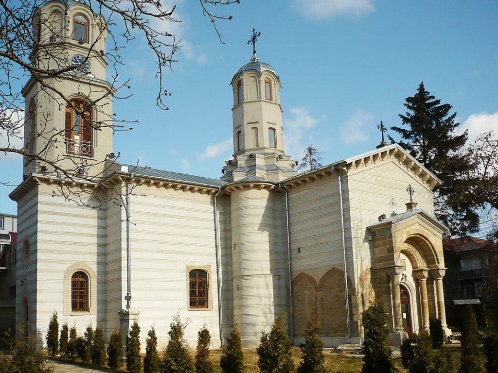 iasi Armenian church