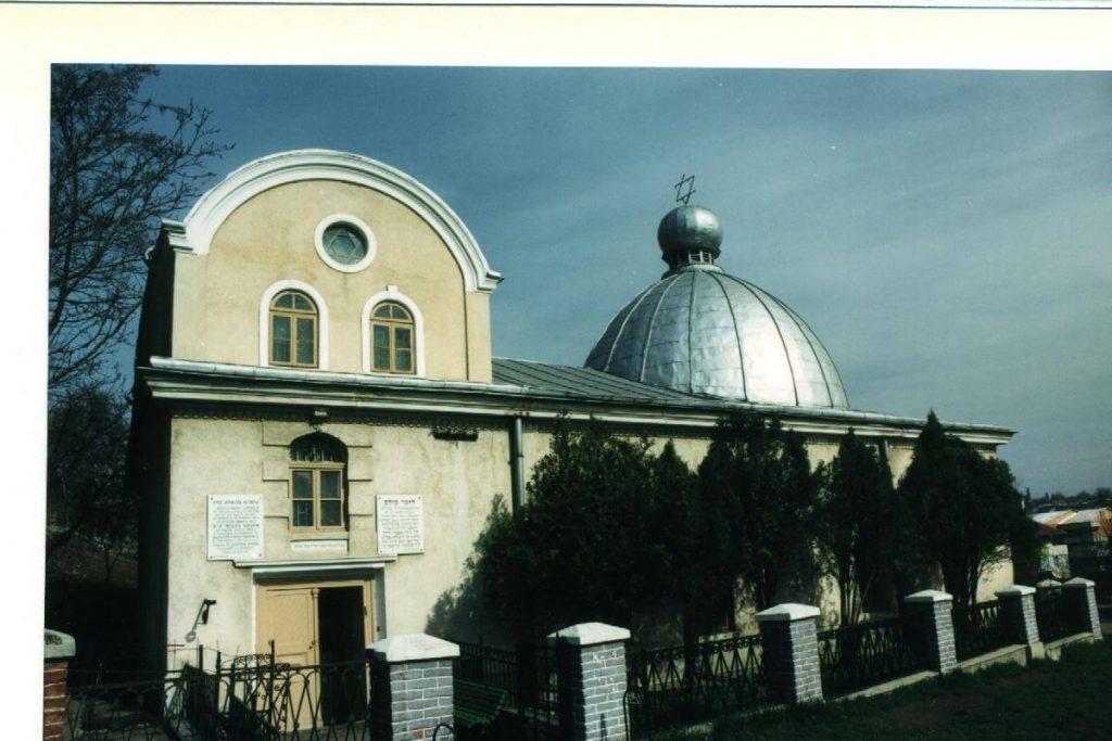 Iasi jewish heritage tour