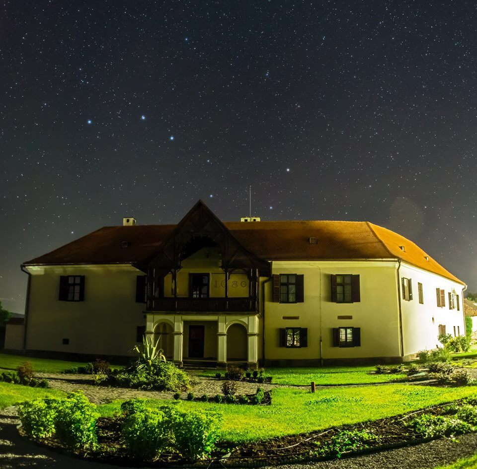 castle to rent in Transylvania