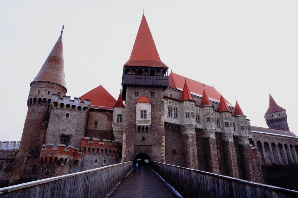 Transylvania castle to rent