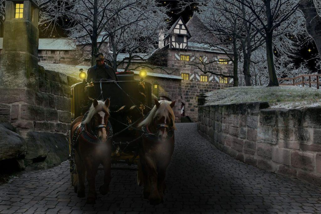 Dracula castle experience