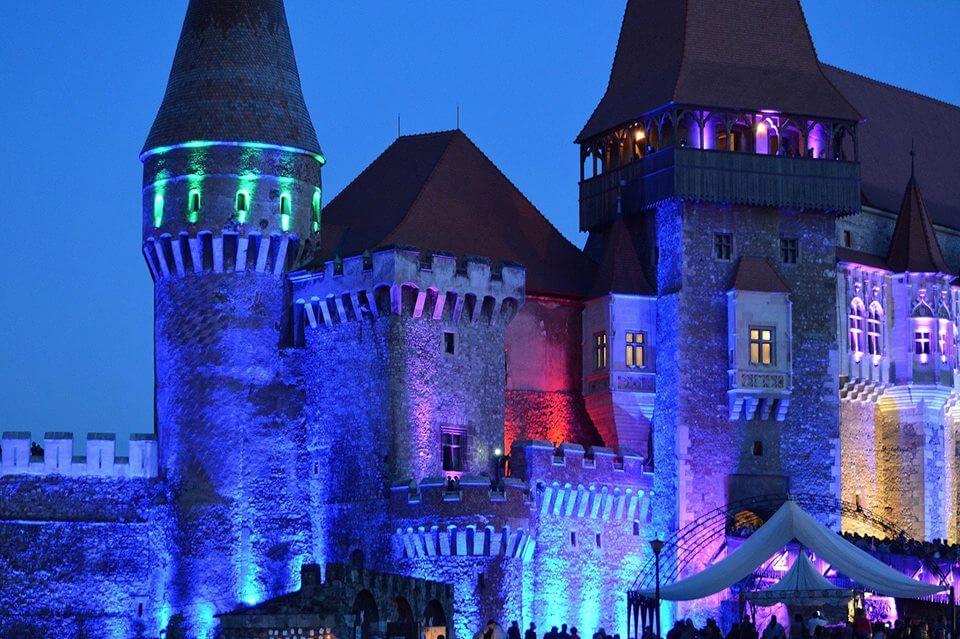 Castles to rent Halloween
