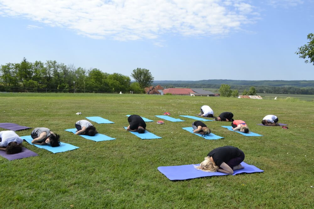 Yoga for companies Romania