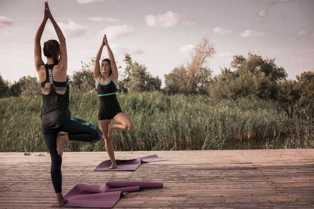 Yoga Romania Danube