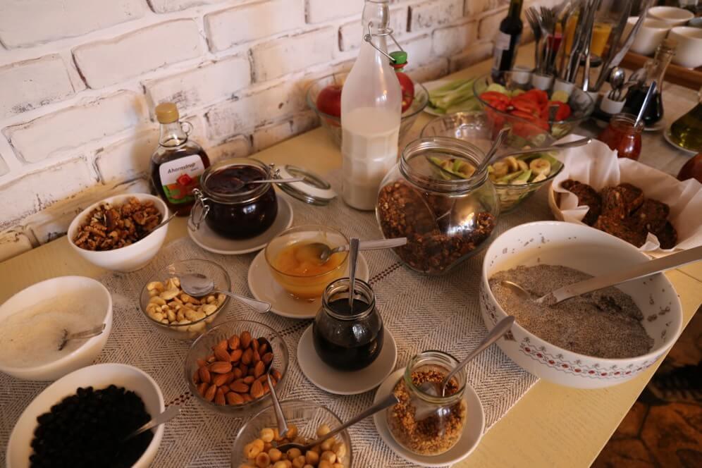 organic food romania