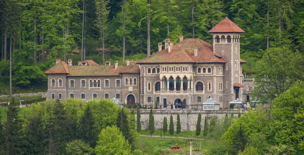 Castles to rent Romania
