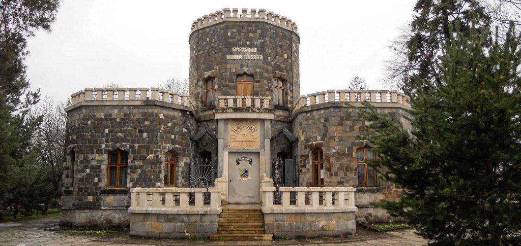 Castles Romania Transylvania