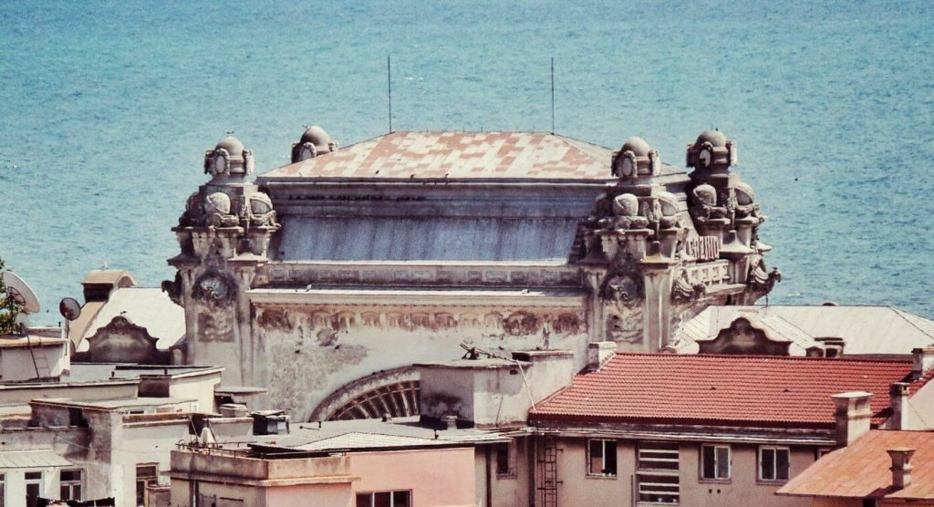 Constanta legends haunted places