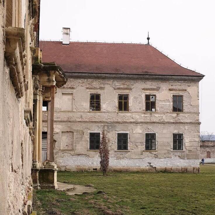 castles in Transylvania