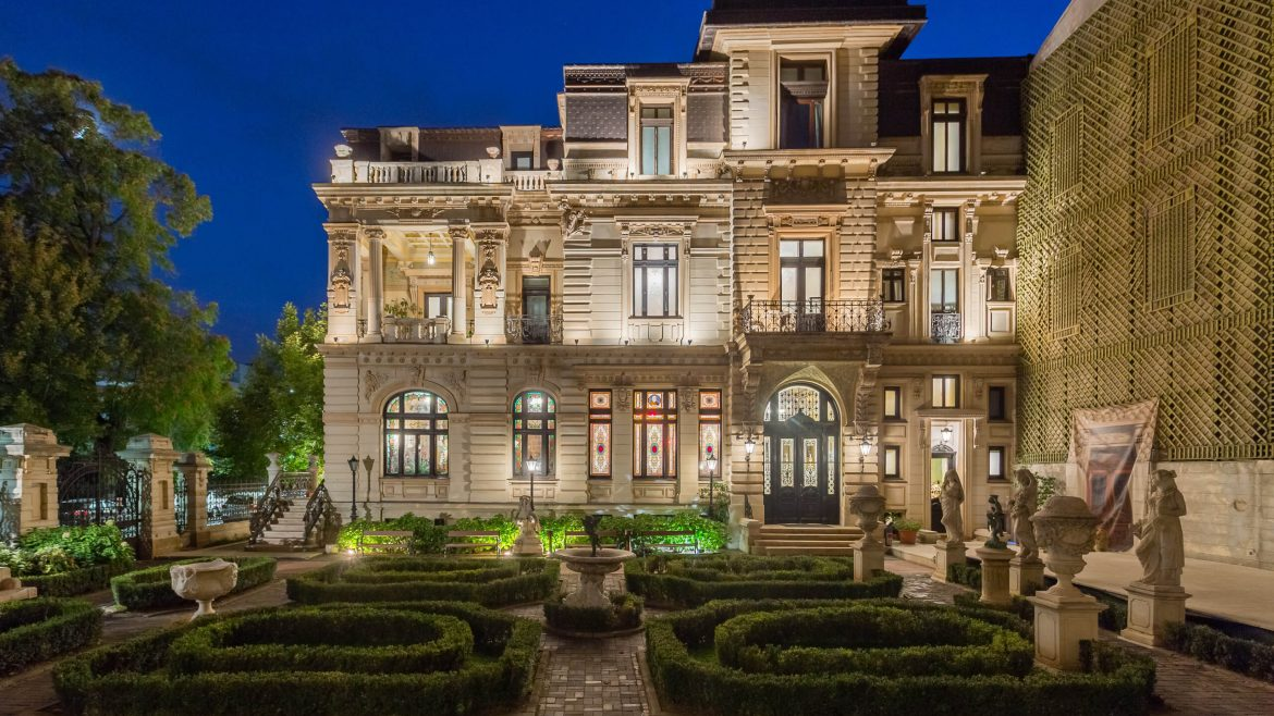 DMC Bucharest a palace for your event