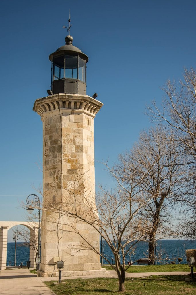 Constanta old lighthouse