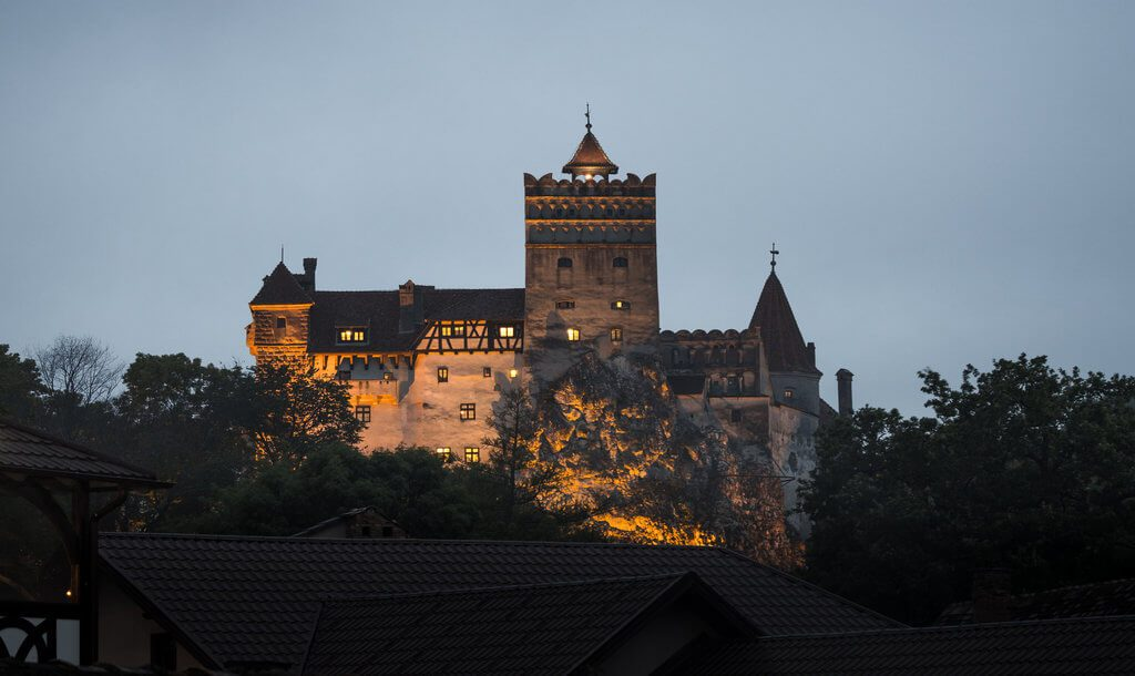 Bran Castle Halloween
