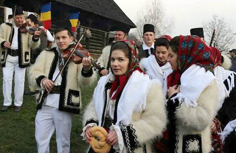 Christmas in Maramures