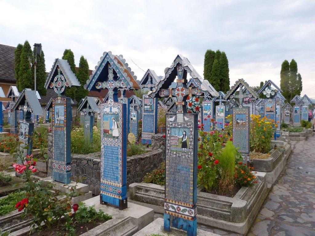 Merry Cemetery Marmures