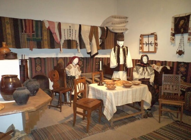 Museum of folk traditions Bucovina