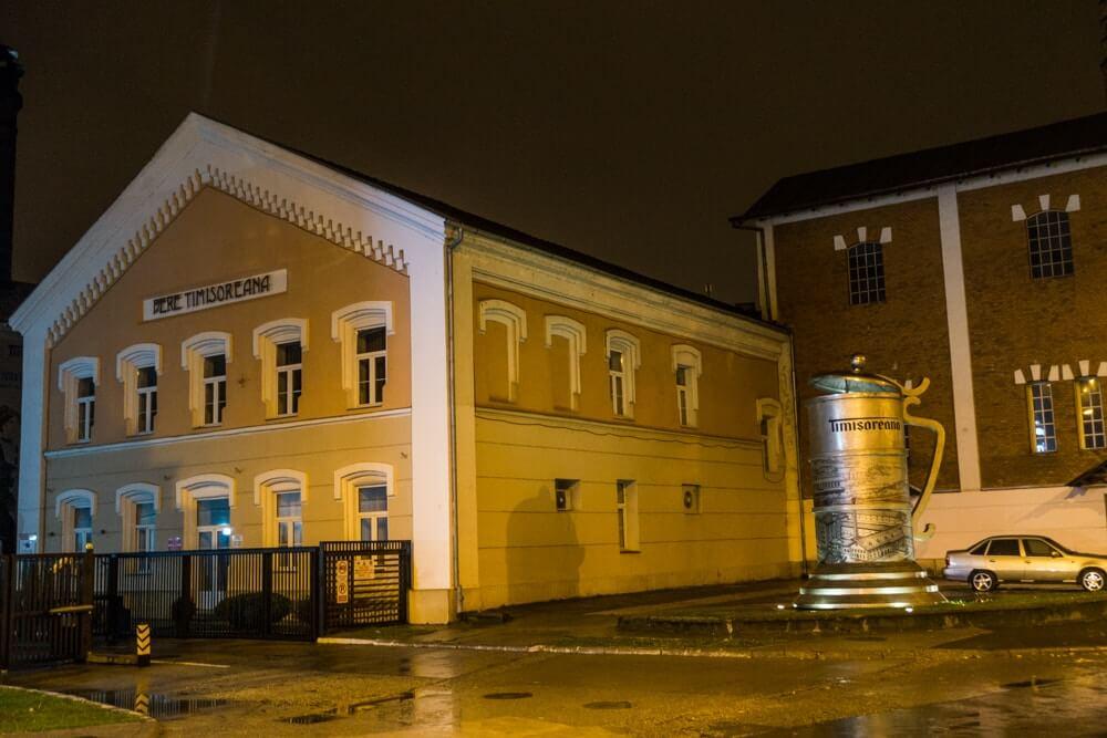 Beer Factory Timisoara