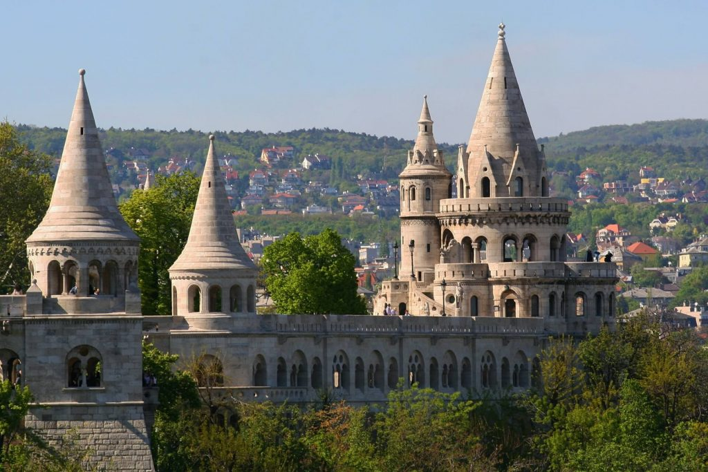 Fishermens bastion Budapest
