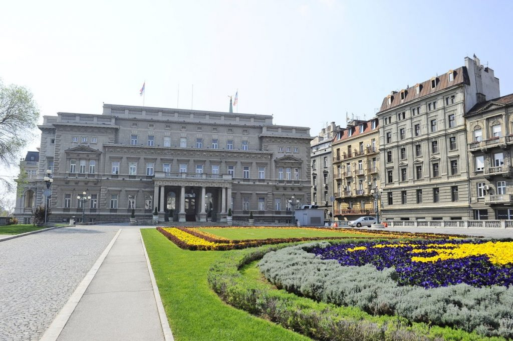 Royal Palace Belgrade