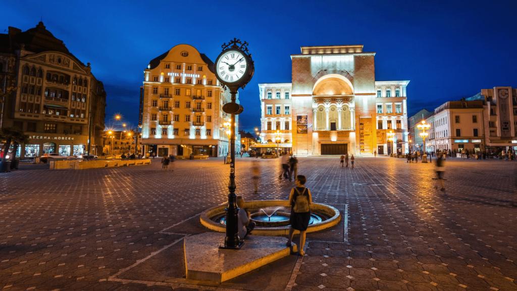 Timisoara Multiucultural City