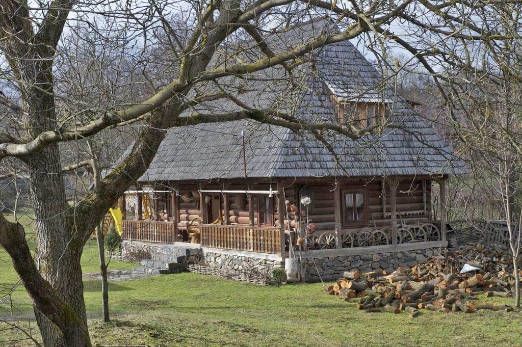 Breb Transylvania villages