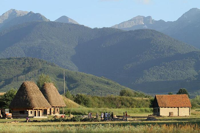 Cartisoara Transylvania villages