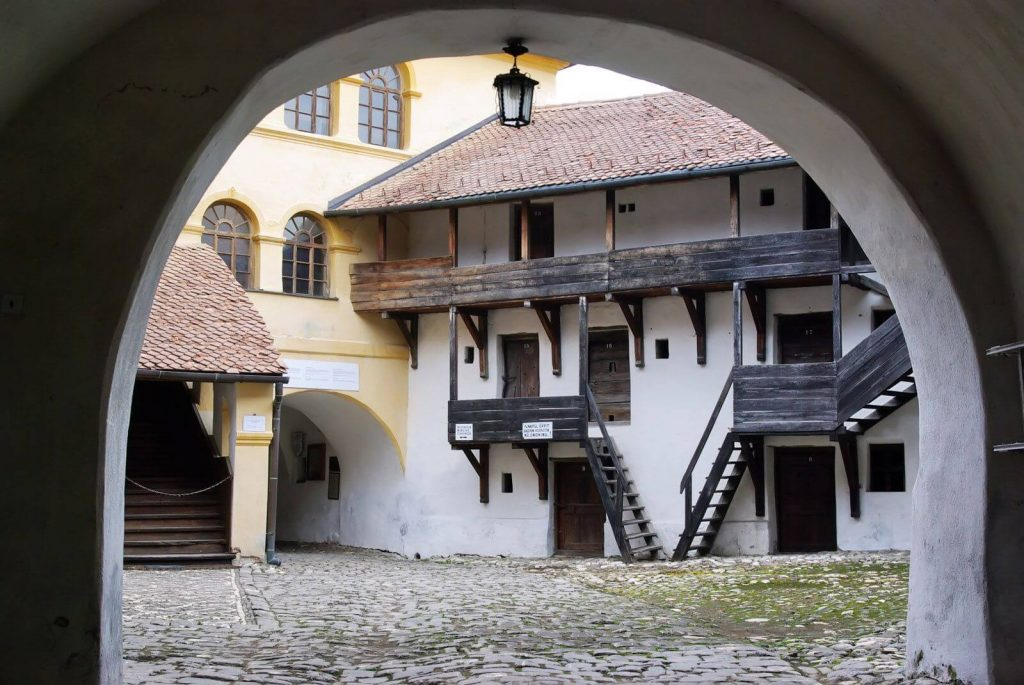 Prejmer Transylvania villages