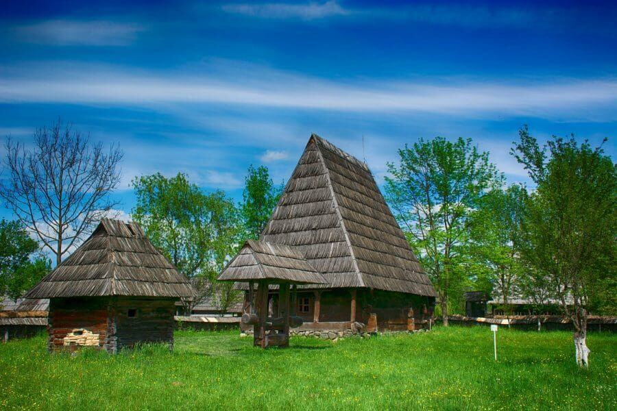 Preluca Noua Transylvania villages