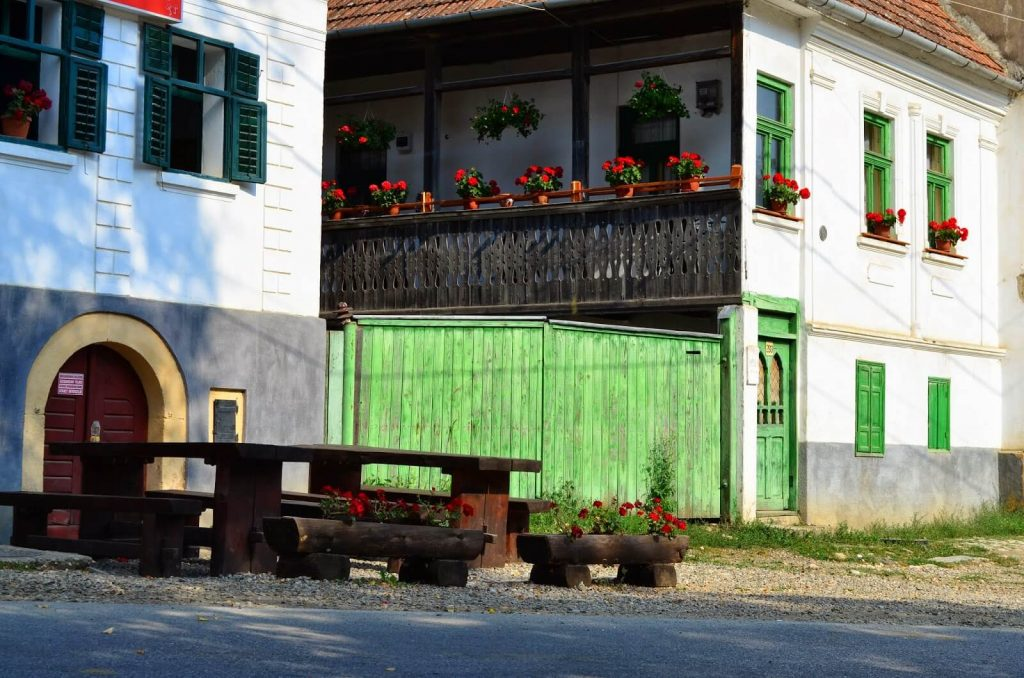 Rimetea Transylvania villages