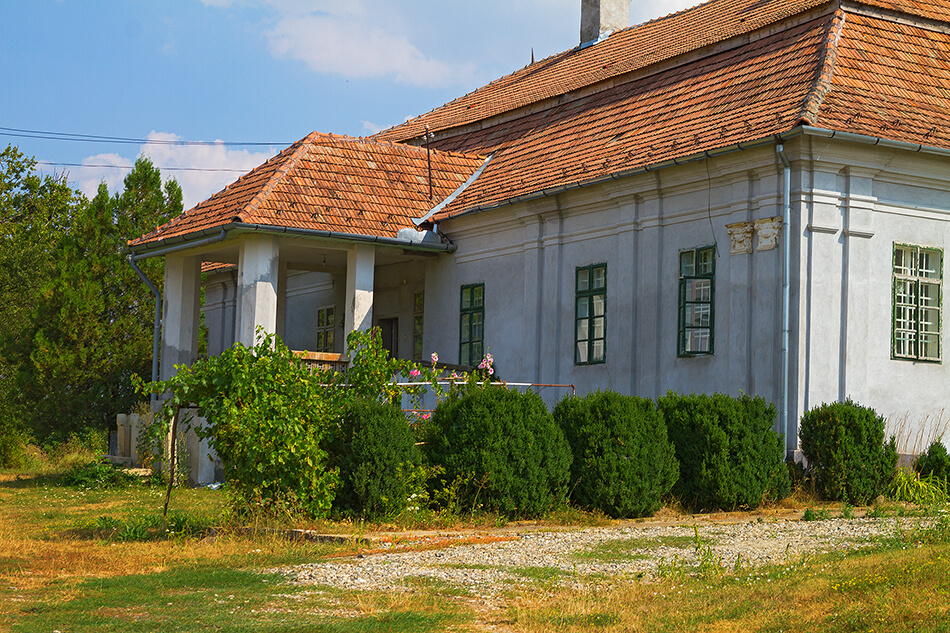 Taga Trasnylvania villages