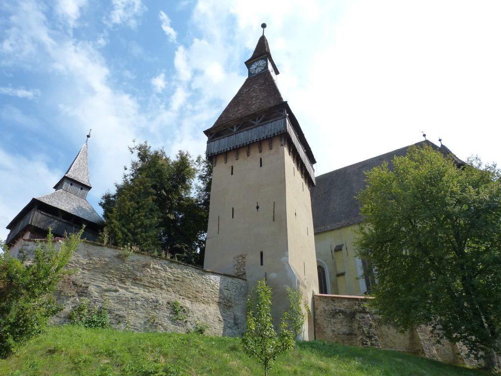 Transylvania villages - Biertan